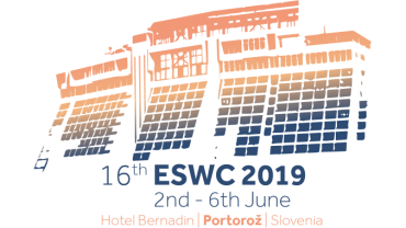 Meet us at the PROJECT NETWORKING SESSION @ ESWC2019